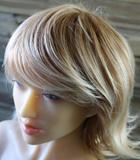 Blonde courte